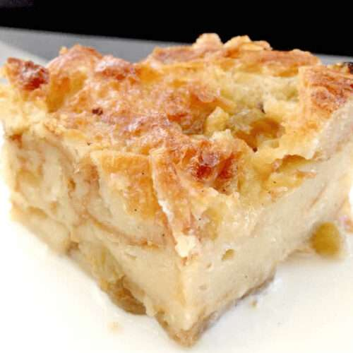 Monty's Steakhouse New Orleans Bread Pudding