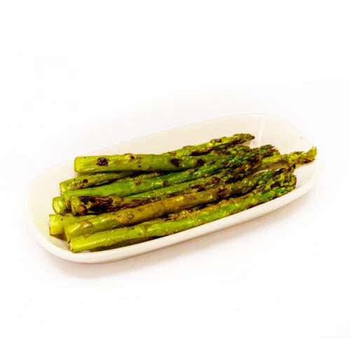 Monty's Steakhouse Grilled Asparagus