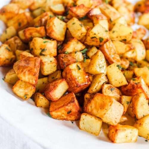 Monty's Steakhouse Jim Davis Potatoes