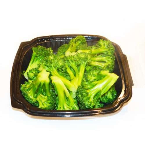 Monty's Steakhouse Steamed Broccoli