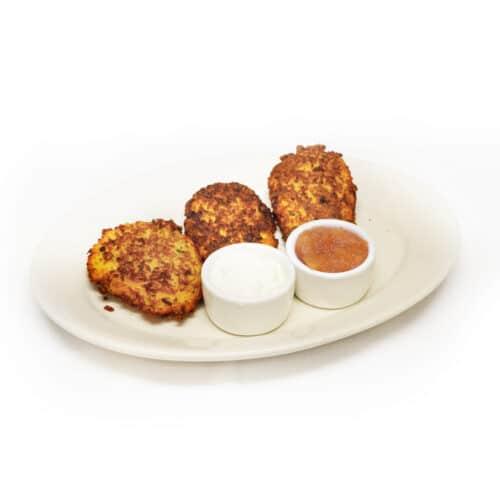 Monty's Potato Latkes